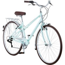 Hybrid Bicycles For Women Schwinn Transport Cruiser Seat Comfort Road Riding - $180.91