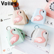 VOILEY® Flamingo Birthday Party Supplies 1PCS Cute Flamingo Bag Shaped K... - $5.55+