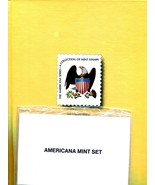 USPS The Americana Series  A Collection of Stamps # 836 BOOK + STAMPS NEW - $30.00