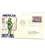 USPS American News Boy First Day of Issue 1952 Newspaperboys First Day C... - $20.00