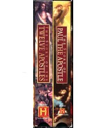 The Apostles Collection VHS 2003 2 Tapes The Twelve Apostles / Paul the ... - $16.00