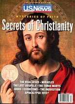 US News & World Report Mysteries of Faith Secrets of Christianity 2010  - $10.00