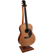 Wooden Guitar Stand - Mahogany, Walnut, Maple or Cherry - $149.99+