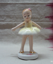 Vintage Josefs Originals Ballerina with Tutu Dancing Figurine - $10.00
