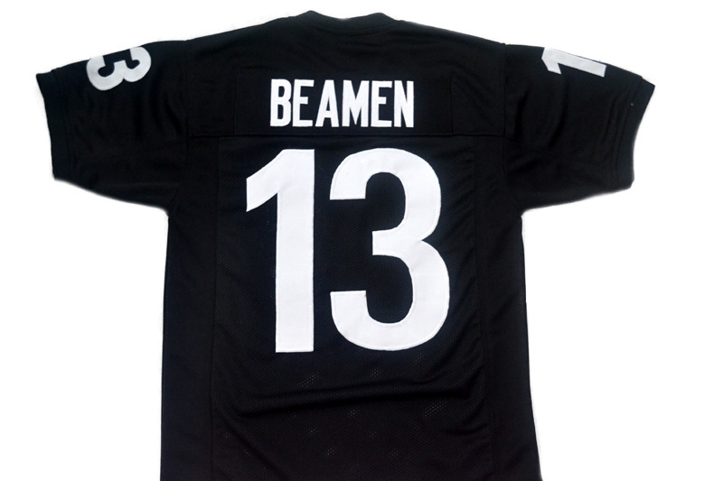 Willie Beamen #13 Any Given Sunday Movie Football Jersey Black Any Size