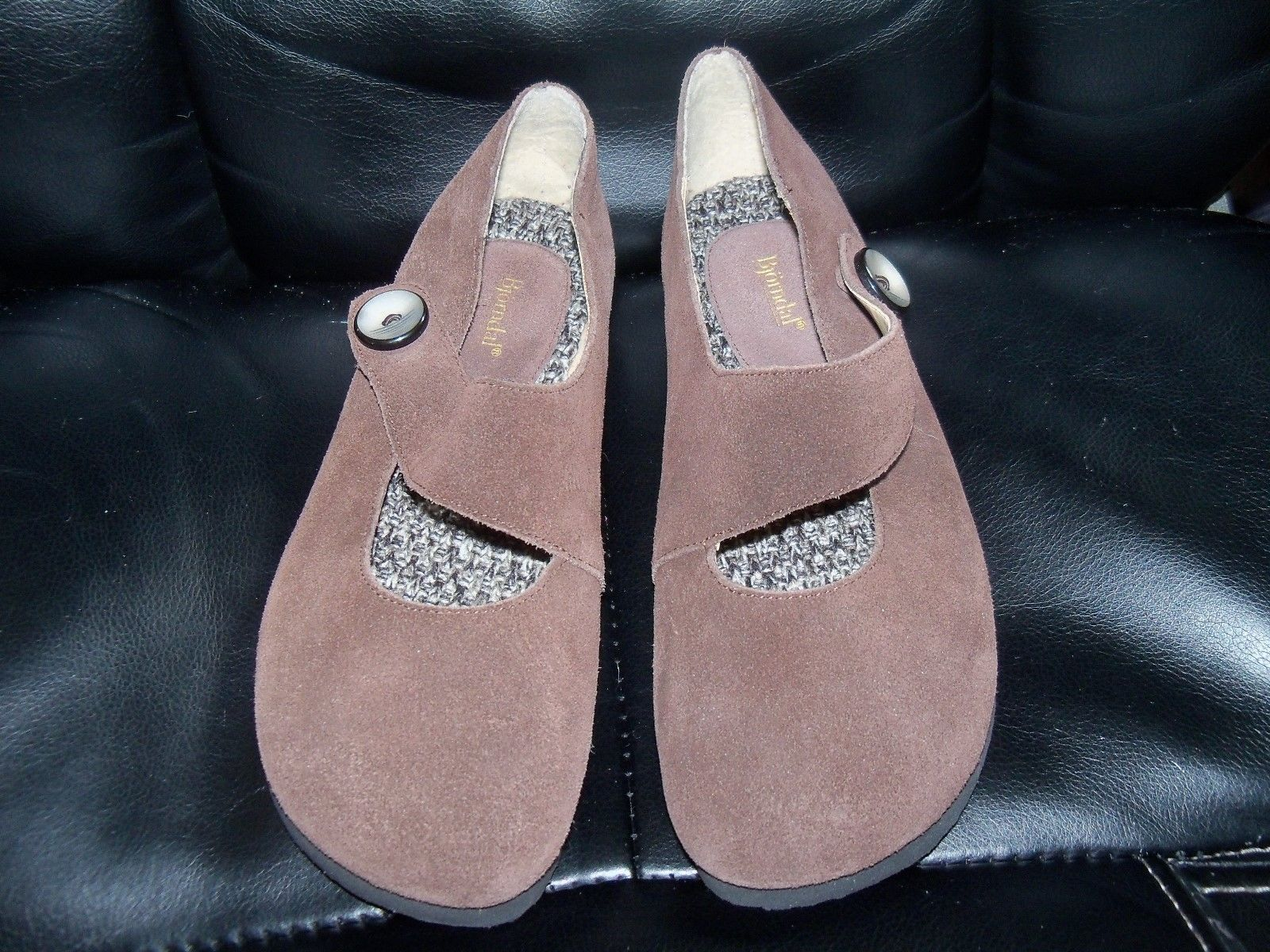 Bjorndal Crucher Comfort And Brown Suede Leather Similar 50 Items D29YWIHeEb