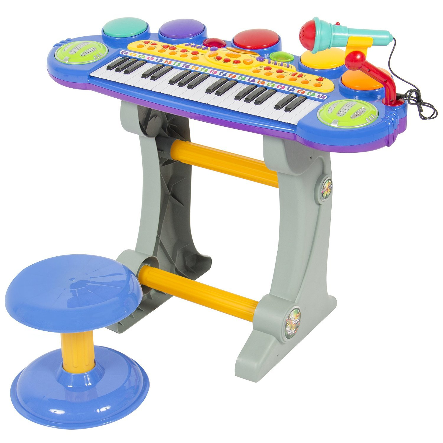 Kids Toddlers Musical Electronic Keyboard Piano