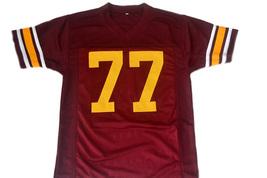 Anthony Munoz #77 USC Trojans New Men Football Jersey Maroon Any Size image 4
