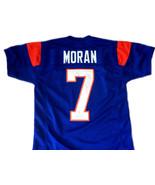 Alex Moran #7 Blue Mountain State Men Football Jersey Blue Any Size - $34.99+