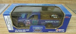 1995 Brickyard 400 - Diecast Pickup Truck Bank -1/24 scale  (A) - $24.99