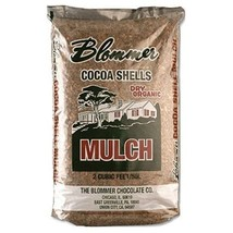 National Cocoa Shell BLCH001 Blommer Cocoa Shell Mulch, 2 Cubic Feet - $42.16