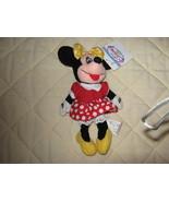 minnie mouse beanie - $7.00