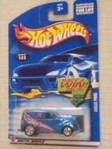 #2002-143 Anglia Panel China Light Blue Collectible Collector Car Mattel Hot ... - $2.50