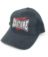 Xtreme Couture MMA Black Baseball Cap Hat Adjustable NEW - £11.12 GBP