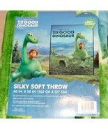 Disney Pixar The Good Dinosaur Throw Arlo and Spot NEW Soft - $22.00