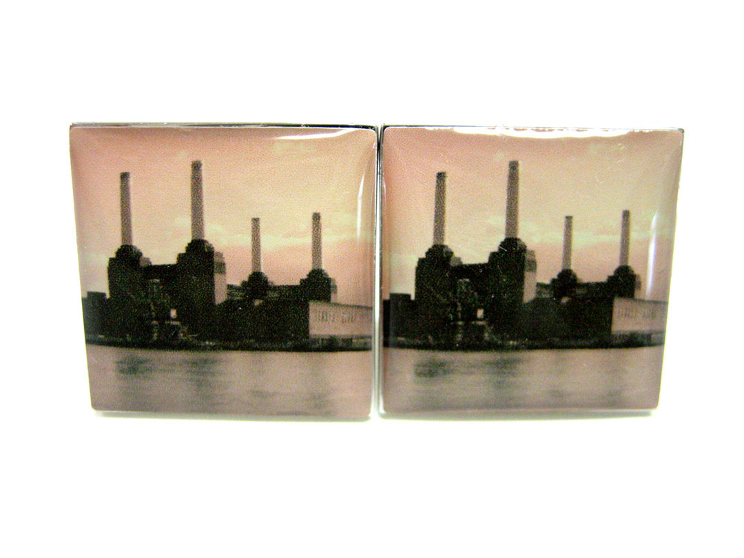 Battersea Power Station Cufflinks