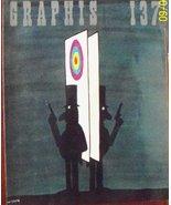 Graphis No. 137, Volume 24 [Paperback] [Jan 01, 1968] Walter Herdeg - $32.40