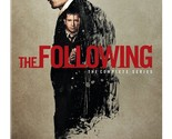 THE FOLLOWING Season 1 2 3 DVD Set Collection Complete Series TV Show Box R1 Lot