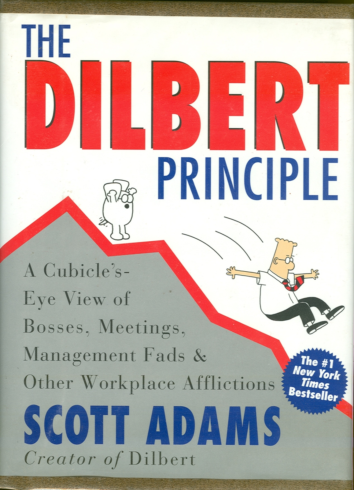 4)DILBERT PRINCIPLE;WHAT A GREAT IDEA!;EFFECTIVE LISTENING;Breaking Free from St