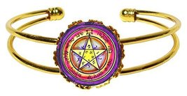 Solomons 2nd Venus Seal for Grace & Honor Gold Cuff Bracelet - $14.95