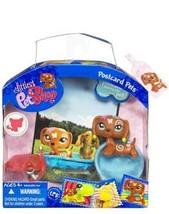 Littlest Pet Shop Series 2 Postcard Pets Dachshund - $116.97