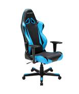 DXRacer OH/RB1/NB High-Back Racing Gaming Chair Carbon Look Vinyl+PU(Bla... - $399.00