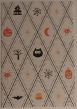"Greeting Halloween Card ""Have a very spooky Halloween"" - $1.50"