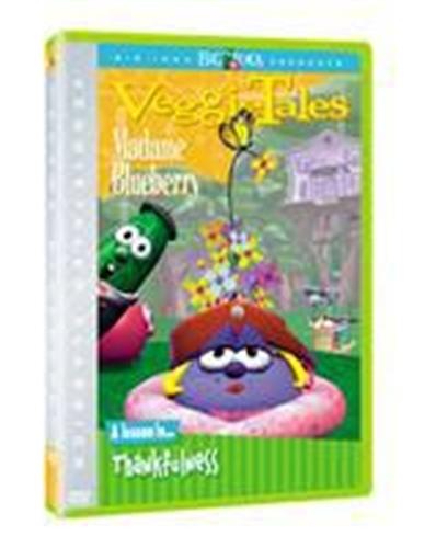 Madame blueberry  thankfulness