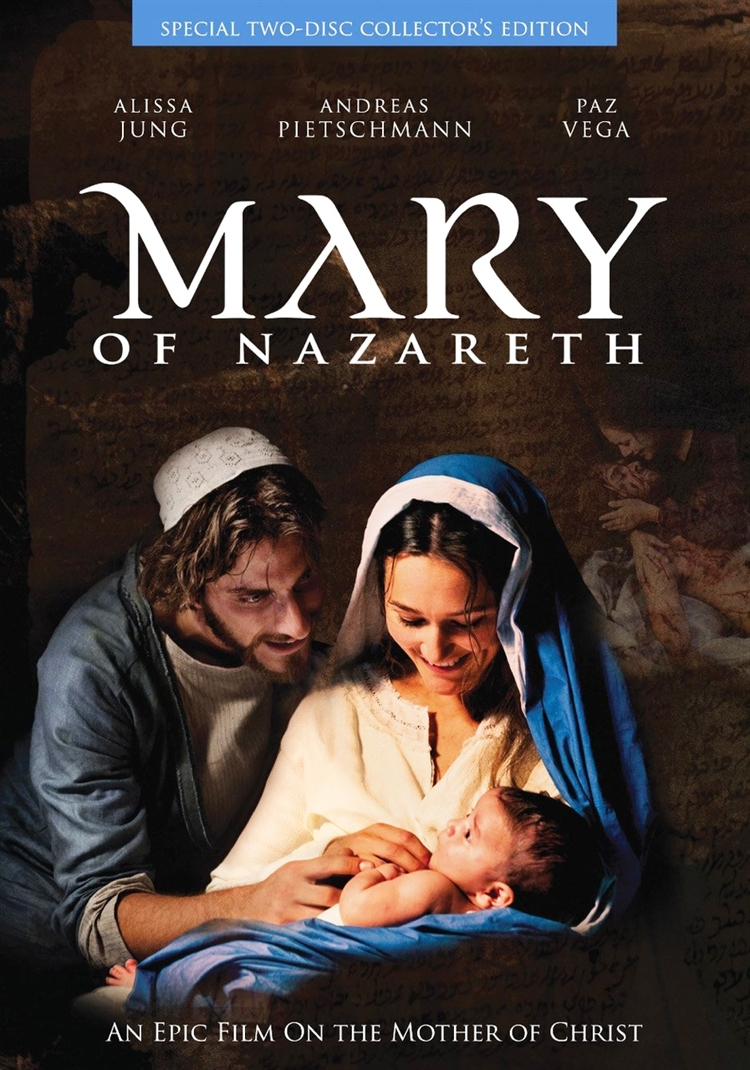Mary of nazareth  dvd 2 disc collector s edition