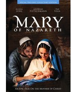 MARY OF NAZARETH -DVD-2 Disc Collector's Edition - $35.95