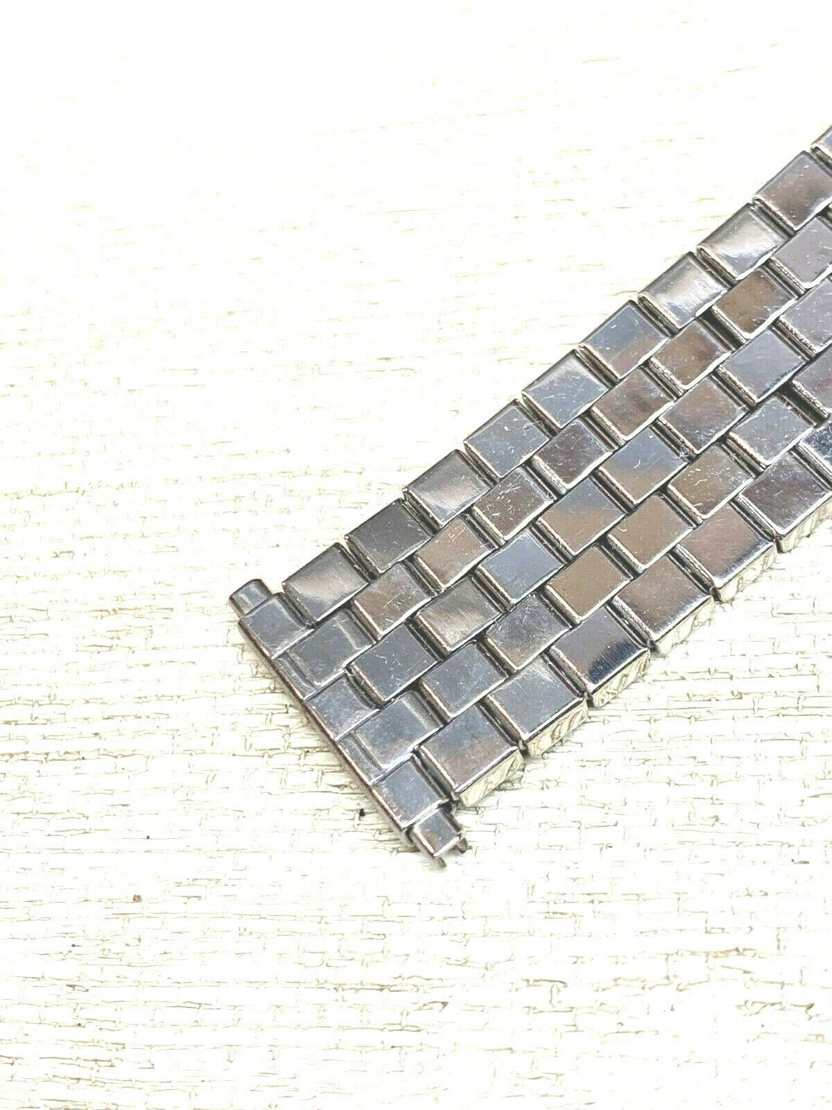 New Vintage expansion watch band stainless steel adjusting BOWLES Flex image 4
