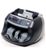 Cash Money Currency Counter Counting Top Loadin... - $349.95