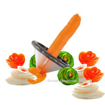 Kitstorm Creative Kitchen Gadgets Vegetable Spiralizer - $15.95