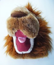 "(2) Golden 9"" Lion Puppet by Animal Planet, (20... - $24.50"