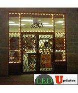 20x Storefront Windows orange 5630 LED Light with UL Listed 12v 2A AC ad... - $41.15