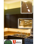 20x Kitchen under cabinet Warm white LED Light with UL Listed 12v 2A AC ... - $41.15