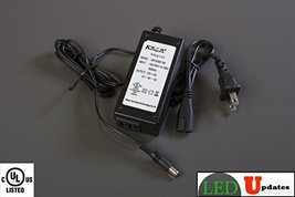 LED light AC adapter 12v 3A 36w UL LED power supply AC to DC - $16.99