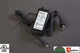 LED light AC adapter 12v 3A 36w UL LED power supply AC to DC - $16.99