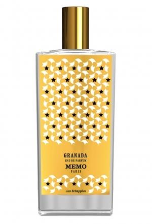 GRANADA by MEMO Perfume 5ML TRAVEL SPRAY Orange Blossom Tonka Bean Vanilla