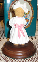 Upstairs/ Downstairs Bears- Kitty Bosworth-Figurine- Dept. 56-China - $8.50