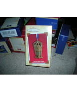 NEW HALLMARK THOSE WHO SERVE CHRISTMAS ORNANMENT 2004 - $10.00