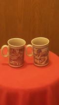 2 Watkins Almanac Mugs 1935 and 1936 - $10.00