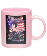 Betty Boop American Rider Mug - $6.95