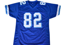 Tweeder #82 Varsity Blues Movie Men Football Jersey Blue Any Size image 2