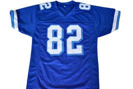 Tweeder #82 Varsity Blues Movie Men Football Jersey Blue Any Size image 5