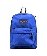 JanSport Superbreak Student Backpack - Blue Streak - £22.50 GBP