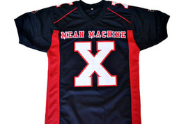Battle X Mean Machine Longest Yard Movie Football Jersey Black Any Size  image 2