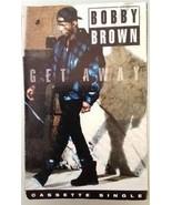 BOBBY BROWN - Get Away CASSETTE  - $3.28