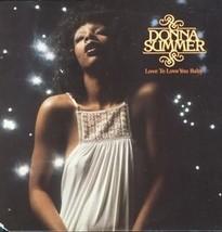 DONNA SUMMER - Love To Love You Baby LP Vinyl - $5.99