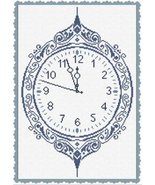 New Time cross stitch chart Alessandra Adelaide Needleworks  - $16.20